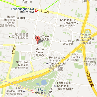 Hongqiao Chinese School Map